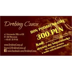 KUPON PODARUNKOWY - 300 zł