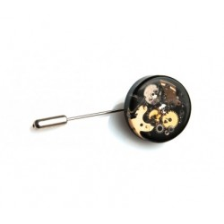 PIN - MECHANICAL BLACK