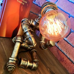 LAMPKA INDUSTRIALNA - WISEMAN