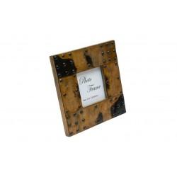 Ramka na zdjęcie - okucia III - format: 10x10cm