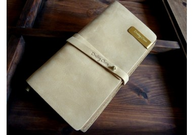 Notebook w stylu vintage