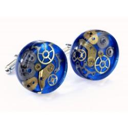 SPINKI - MECHANICAL BLUE