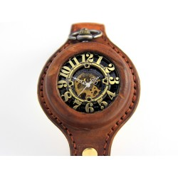 DC 004 - BE ON TIME WRIST BROWN II