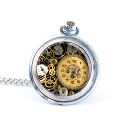 TIME PIECES IN OLD WATCH III