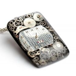 A SPARKLE DIAMOND - SILVER