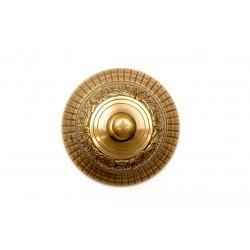Dzwonek mosiądz - retro I
