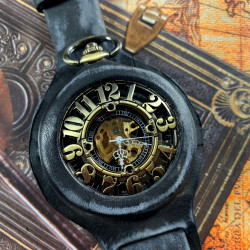 DC 043 - BLACK VINTAGE - BE ON TIME