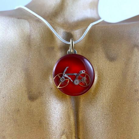 WISIOR - BIKE (RED)