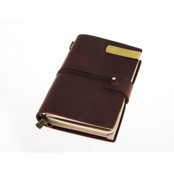 VINTAGE NOTEBOOK - ECRU