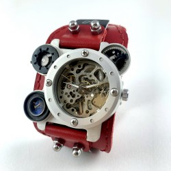 EXCLUSIVE - XPLORE TIME (RED-SILVER)