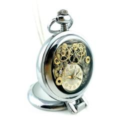 WISIOREK - TIME TRAVELER 3D - ELEGANCJA SREBRNA