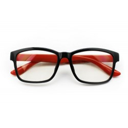 JCPAL OKULARY ANTI-BLUERAY - REDRUM IN RED